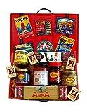 Italian Tour Deluxe Gourmet Gift Basket with Sopressata, Antipasti and Torrone
