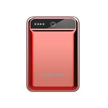 Docooler Teclast A10 Mini 10000mAh Power Bank Dual USB 2.1A Salida Compacta Cargador Portátil de Batería Externa para Teléfono Móvil: Amazon.es: Electrónica