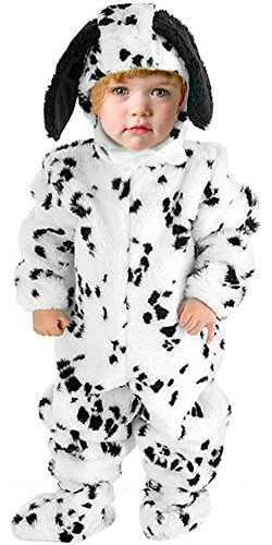 Child's Toddler Dalmatian Halloween Costume (2T) (Dalmatian Halloween Costume For Baby)