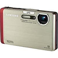 Samsung CL65 silver 12.2mp optical zoom digital camera