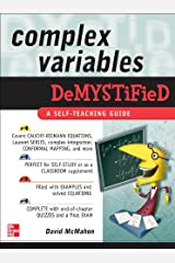 Complex Variables Demystified Kindle Edition