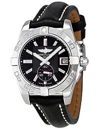 Breitling Men's A3733012/BA33BKLT Galactic 36 Black Dial Watch