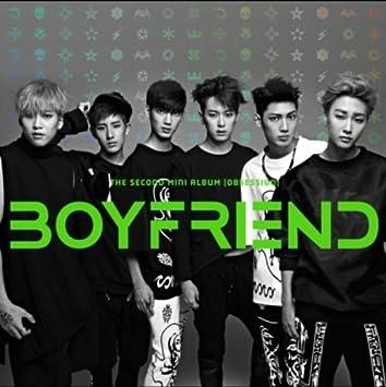 Imagini pentru boyfriend 2nd mini album