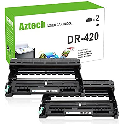 Aztech Compatible Drum Unit Replacement for Brother DR420 DR-420 Variation