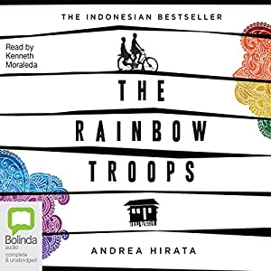 The Rainbow Troops Audiobook