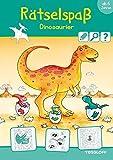 Rätselspaß Dinosaurier ab 6 Jahren (Rätsel, Spaß, Spiele)
