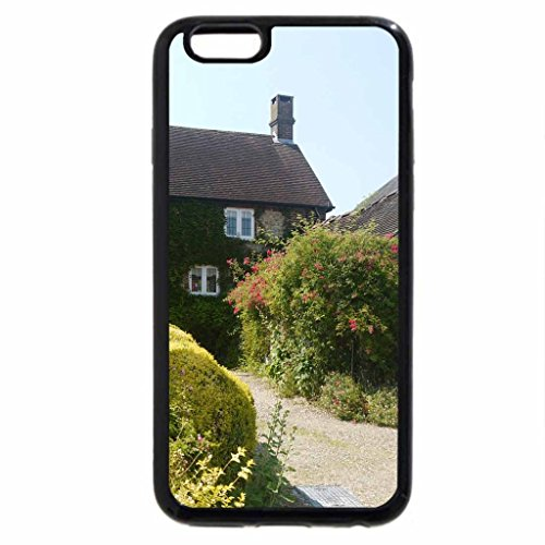 iPhone 6S / iPhone 6 Case (Black) Sussex Villages 1