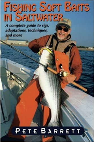 Book Fishing Soft Baits in Saltwater