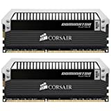 Corsair CMD16GX3M2A1600C9  Dominator Platinum 16GB (2x8GB)  DDR3 1600 MHz (PC3 12800) Desktop Memory 1.5V