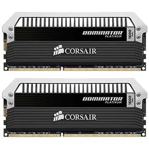 Corsair Dominator Platinum 16GB (2x8GB)  DDR3 1600 MHz (PC3 12800) Desktop Memory