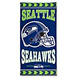 WinCraft Seattle Seahawks Beach Towel
