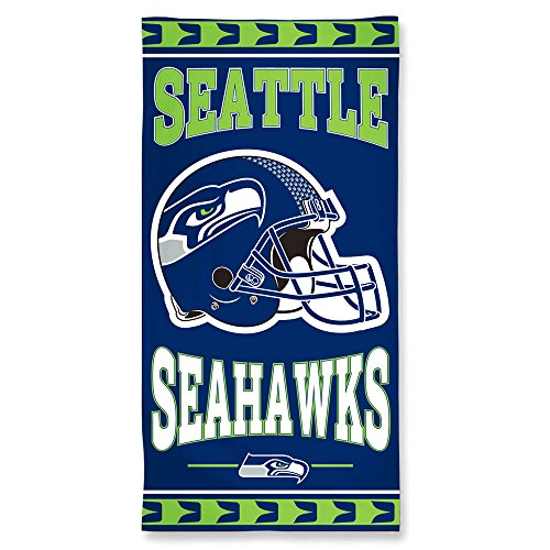 Seattle Seahawks Beach Towel ()