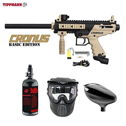 MAddog Tippmann Cronus Beginner HPA Zephyr Paintball Gun Package - (Paintball Starter Package)