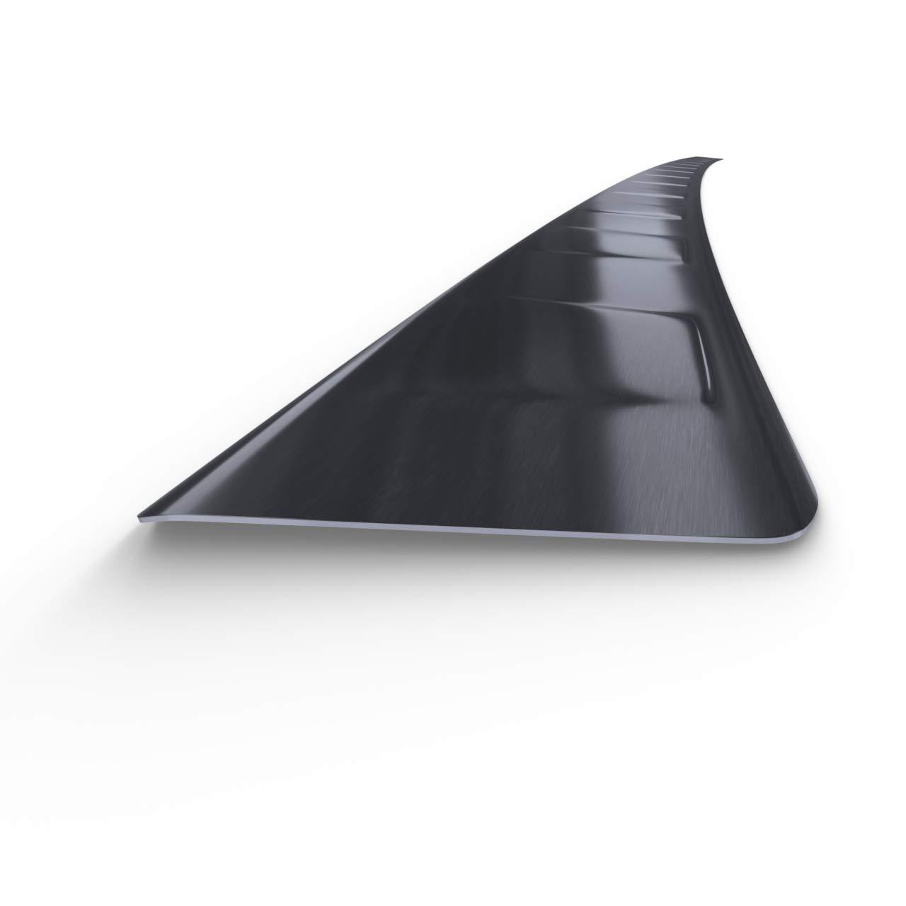 Protector de acero de parachoques negro 5902538659239