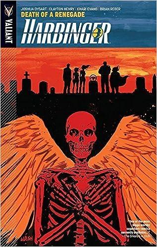 Harbinger Volume 5: Death of a Renegade by Joshua Dysart (2014-09-25)