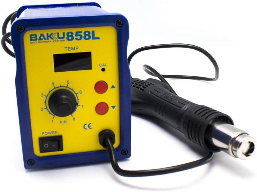 Biwond Baku 878l2 - Estacion soldadura aire caliente, 700w