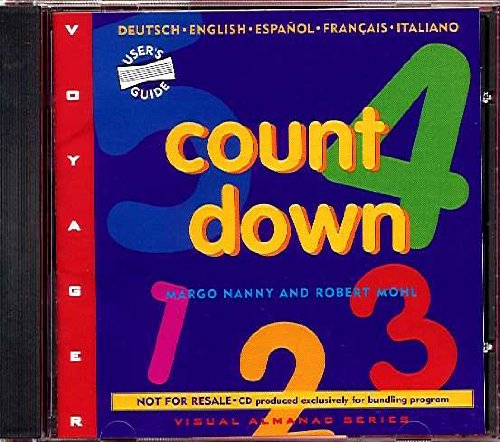 Count Down – Multilingual Counting Game Learning Software