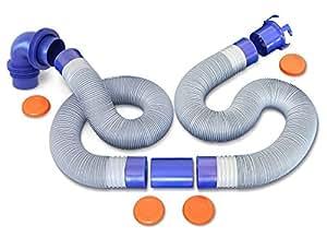 Prest-O-Fit 1-0203 Ultimate Sewer Kit