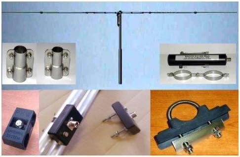 Antena dipolo rotativo banda CB 11 m, 5,4 27 MHz m-PKW MHF1e ...