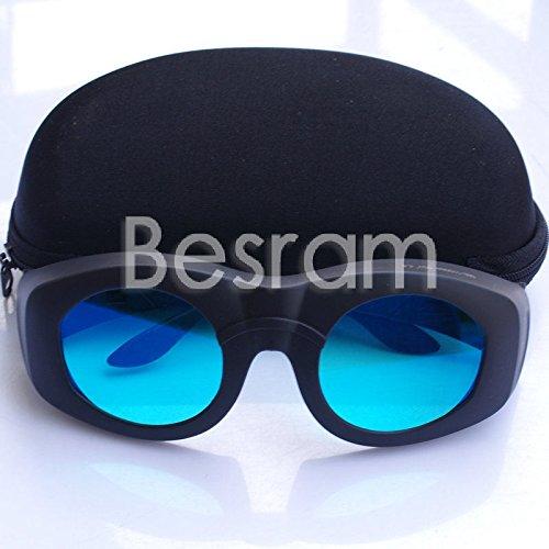 EP-15-4 OD7+ 680nm-780nm-808nm-850nm-980nm-1064nm IR Laser Protective Glasses Goggles CE