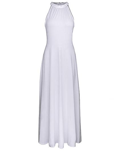 Review STYLEWORD Women's Off Shoulder Elegant Maxi Long Dress