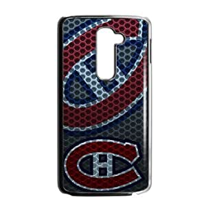 The NHL Montreal Canadiens Custom Case for LG G2