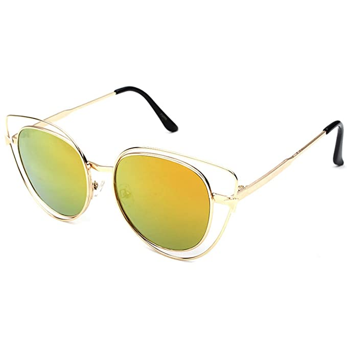 Große rahmen sonnenbrille verbunden Linse individualität Pfeil sonnenbrille mode damen sonnenbrille schwarzer rahmen graues Objektiv 7AEuWZD