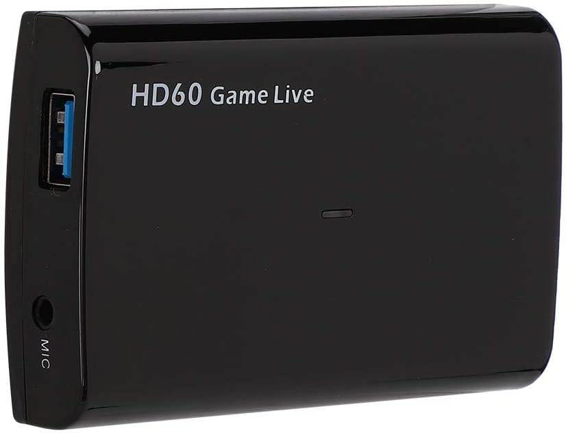 USB3.0 4K Live Game UVC Capture Card para PS4/PS3/Xbox One HDMI ...