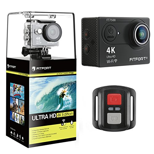 FITFORT FT7500 Action Camera