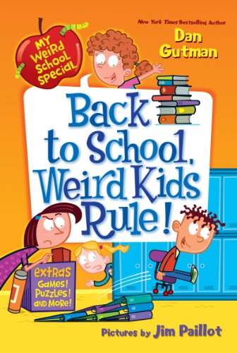 My Weird School Special Back ebook product image