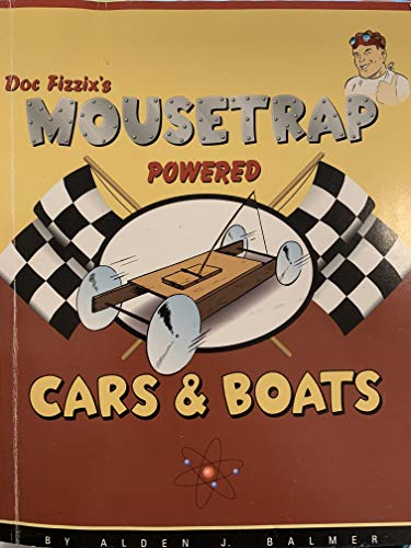 Doc Fizzix's Mousetrap Powered Cars and Boats - Mouse Trap Boats