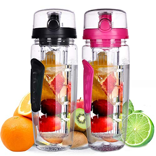 ZOORON Fruit Infuser Bottle Fitness