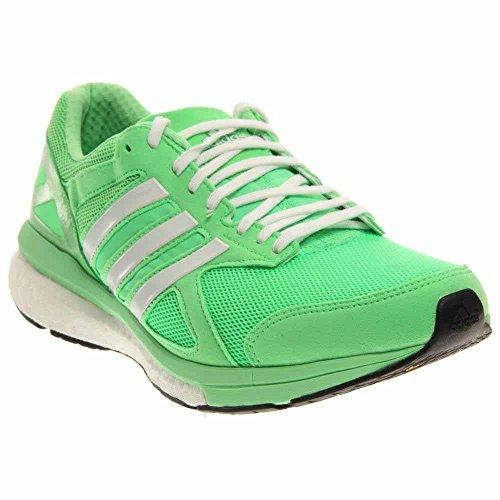 Adidas Adizero Tempo 7 Flash Groen / Zero Metallic / Zwart