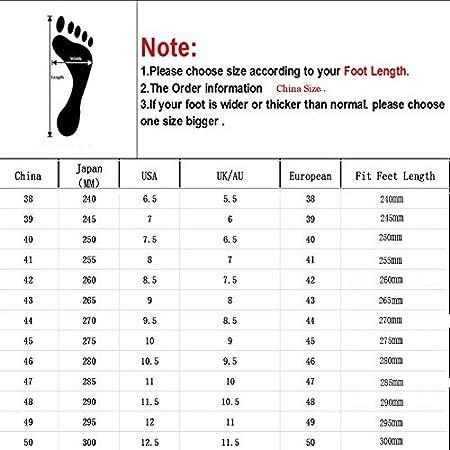 WMZQW Zapatos de Vestir Oxford Formales Para Hombre Zapatos de Visita Clásica del Smoking Zapatos de Cuero Gris Brown 40-49