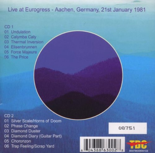 Live in Aachen Germany by Boot Moon UK