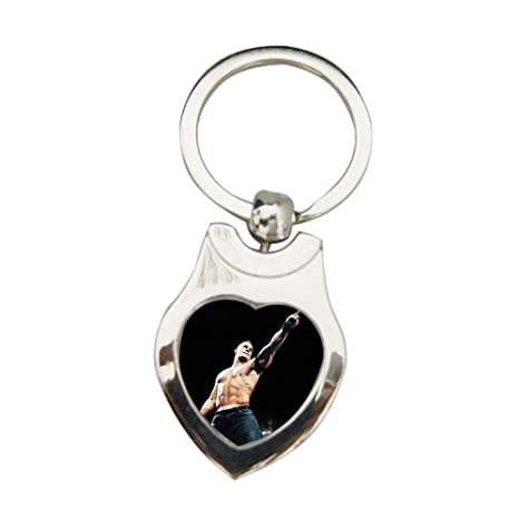 Amazon.com: Generic Wwe John Cena Hard Key Chain Attached ...
