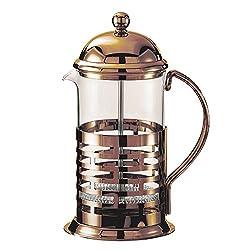 Service Ideas T877BRNZ Brick Coffee Press, 1000 mL, Bronze made by Service Ideas