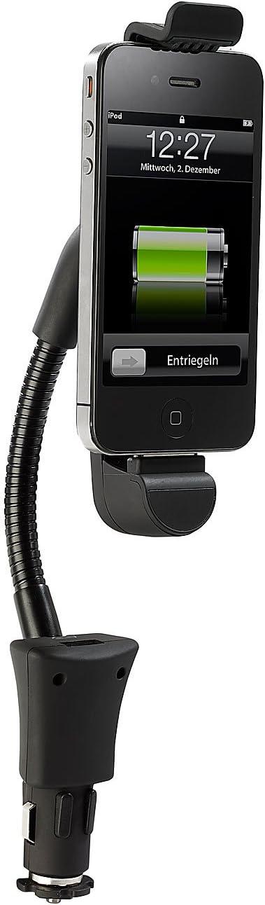 Callstel Kompatibel Zu Iphone Halter Auto Elektronik