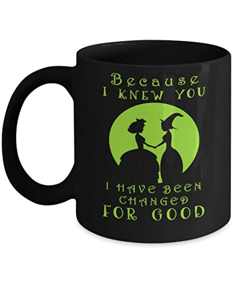 Amazon.com: Wicked Musical Quotes Mug, Gift Dad for Father\'s ...