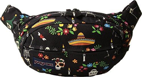 3f42fcc16bf Amazon.com  Jansport Fifth Ave Waist Pack (Black)  Clothing