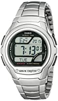 Casio Men's WV58DA-1AV Waveceptor Digita...