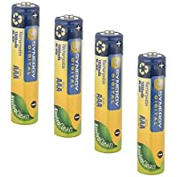 Clarity XLC3.4 Cordless Phone Battery Ni-MH, 1.2 Volt, 1000 mAh - Ultra Hi-Capacity - Replacement of Pack of 4 AAA Batteries