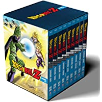 Dragon Ball Z: Seasons 1-9 on Blu-ray Collection