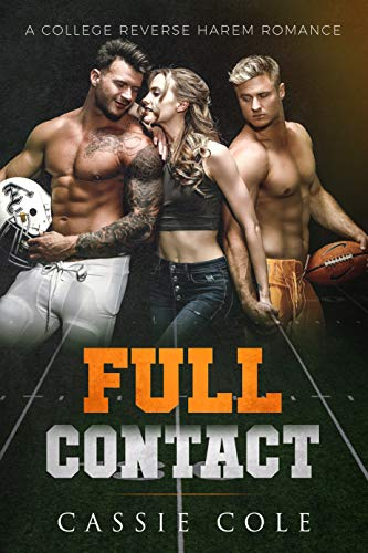 99¢ - Full Contact: A College Reverse Harem Romance