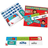 Make-A-Word Center: Spanish High-Frequency Words