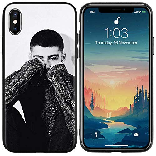 33047948138 Autobiography Inspired by Zayn Malik Phone Case Compatible With Iphone 7 XR 6s Plus 6 X 8 9 Cases XS Max Clear Iphones Cases TPU Sucker Dusk Dusk Live