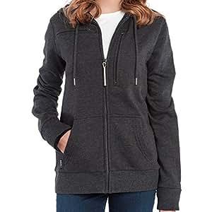 Baubax Travel Jacket - Sweatshirt - Female - Charcoal - Medium