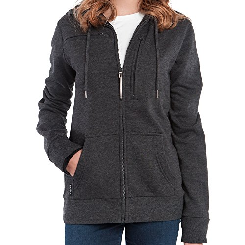 Baubax Travel Jacket - Sweatshirt - Female - Charcoal - Small