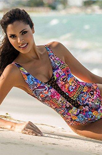 Velo, camisa de la red, la, playas bordeadas, blusa larga del bikini Black