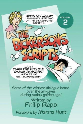 Bickersons Scripts Vol. 2 ebook
